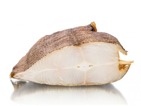 ryba, halibut