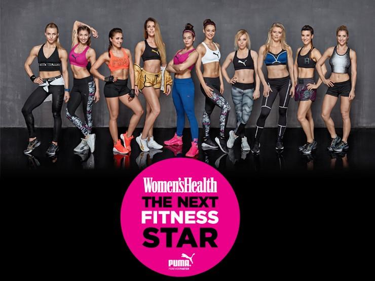Next Fitness Star Women's Health konkurs