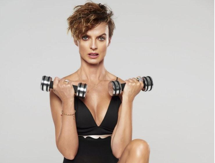 Kasia Sokołowska jurorka Top Model w Women's Health