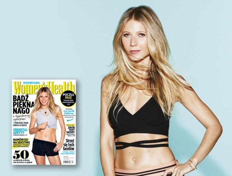 Gwyneth Paltrow nowy numer Women's Health