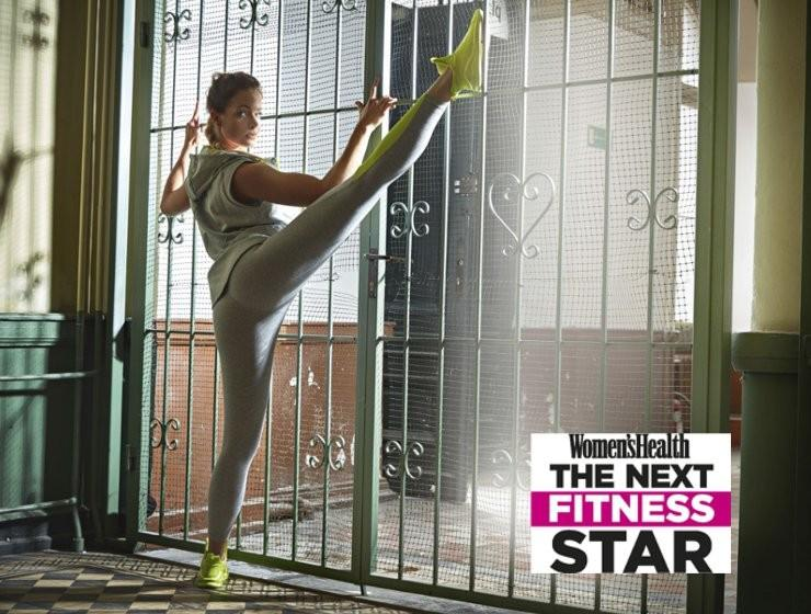 next fitness star women's health oliwia mojsiej trening