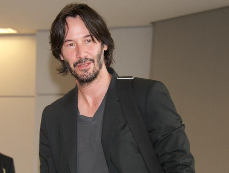 Keanu Reeves Womens Health