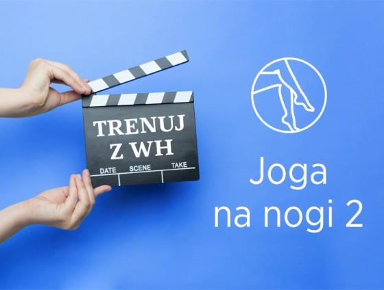 Joga na nogi [wideo trening WH]