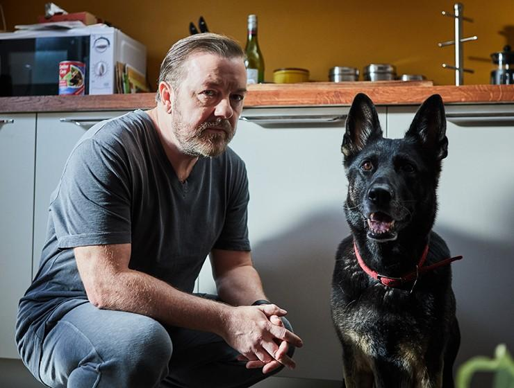 After life Ricky Gervais recenzja