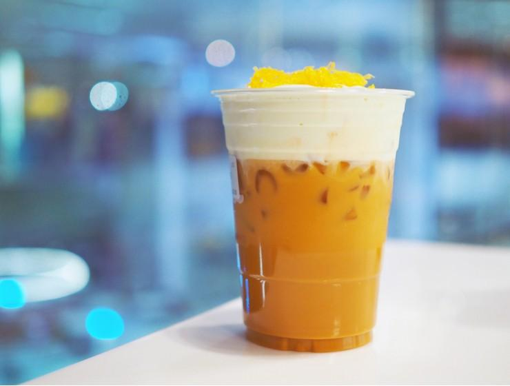 cheese tea