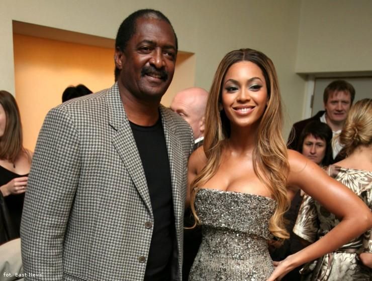 Mathew Knowles i Beyonce Knowles-Carter