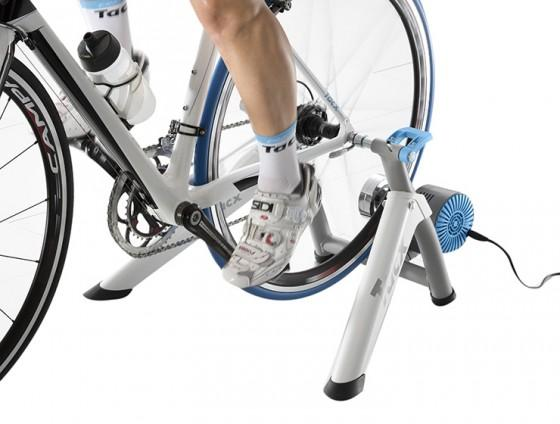 Tacx Flow Smart - test Women's Health
