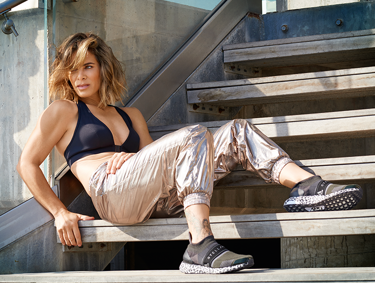 Jillian Michaels w Women's Health