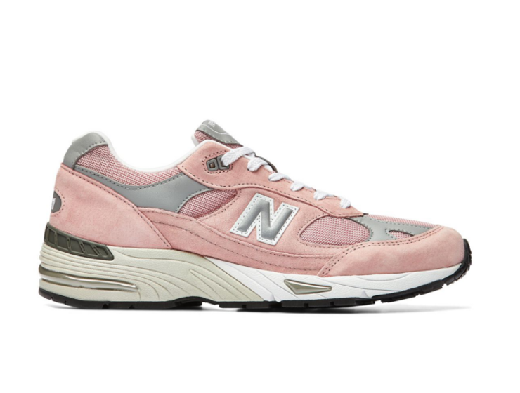 New Balance 991 Made in UK Shy Pink